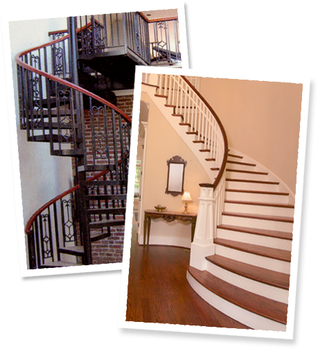 Architectural Staircase U0026 Millwork Is A Leader In Custom Built Wood  Staircases, Balconies, U0026 Rails.